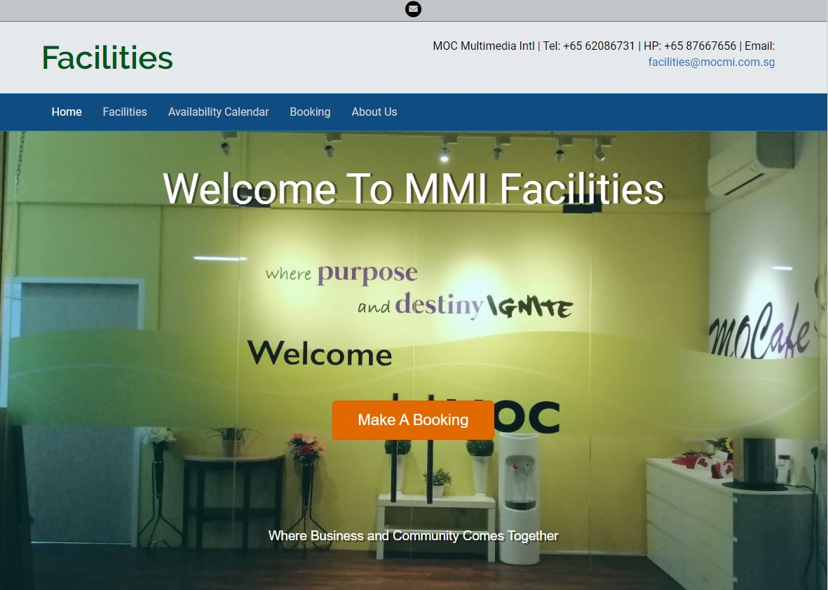 MMI Facilities